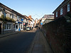 Winchester. Copyright 2009 Peter Drury<br /> Looking down Market St