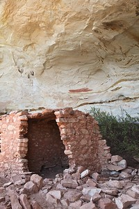 Anasazi Indian Ruin and Alcove, Undisclosed Location Near Blanding, Utah