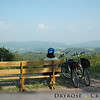 Afternoon on a Rails-to-Trails trail nearing the southern border of Pennsylvania.