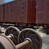 Cumbres & Toltec Railyard - Chama, New Mexico