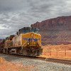 Union Pacific Ore Train from Moab - Moab, Utah