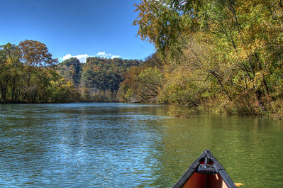 Caney Fork River, Tennessee