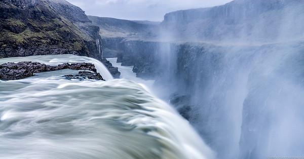 Gullfoss (Golden Falls)