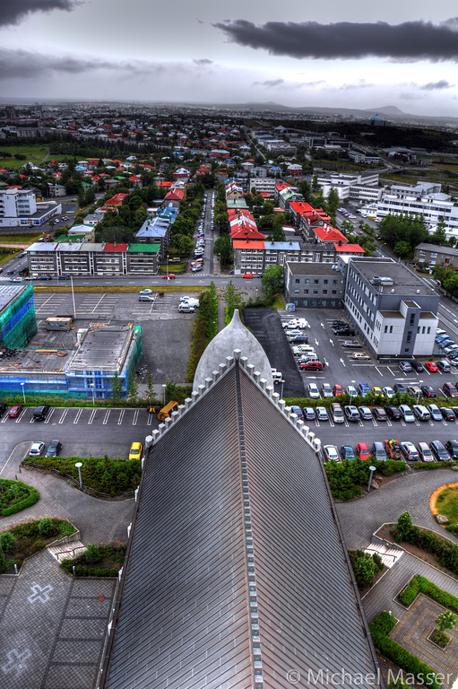 Views-from-the-top-of-Hallgrimskirkja-Reykjavik-HDR-5