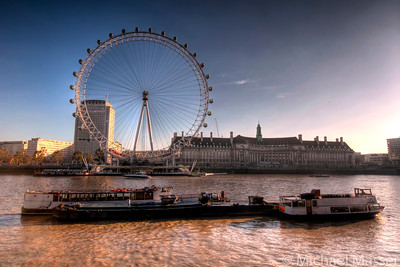 River-Thames-and-Millennium-Eye-HDR