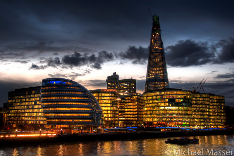 More-London-Development-London-Including-The-Shard-HDR