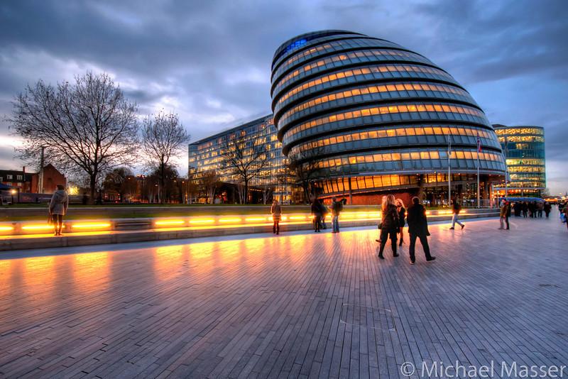 City-Hall-London-HDR