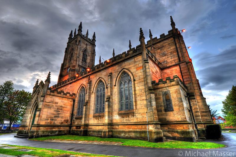 St-George's-Church-Sheffield-HDR-3