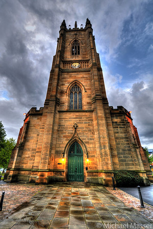St-George's-Church-Sheffield-HDR-4