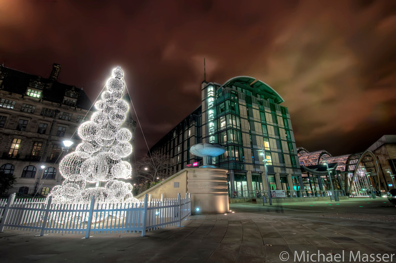 Sheffield-Peace-Gardens-at-Christmas-HDR