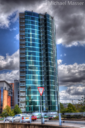 Velocity-Tower-Sheffield-HDR