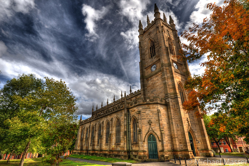 St-George's-Church-Sheffield-HDR-2