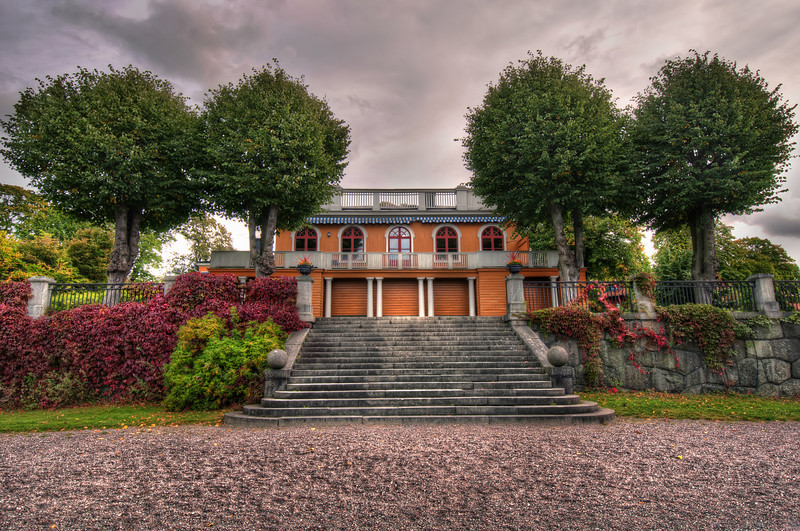 Building-in-the-Rose-Garden-Skansen-Stockholm-Sweden-HDR