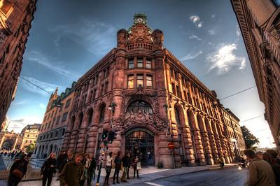 Information-Rosenbad-Gamla-Stan-Stockholm-Sweden-HDR