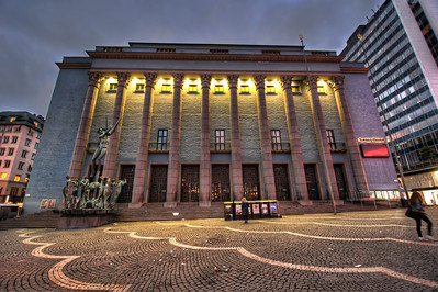 Stockholm-Konserthuset-Concert-House-Stockholm-Sweden-HDR