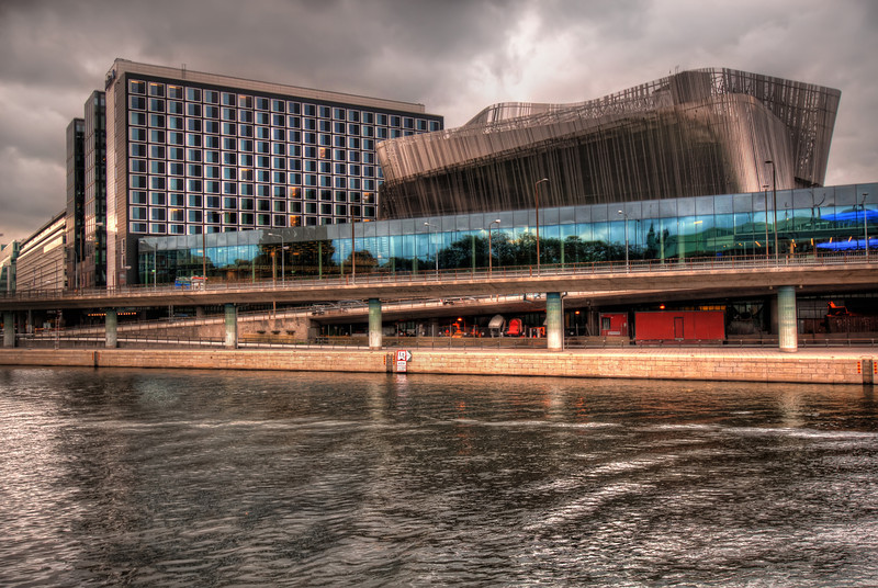 Architecture-near-Stadshus-City-Hall-and-Centralstation-Stockholm-Sweden-HDR