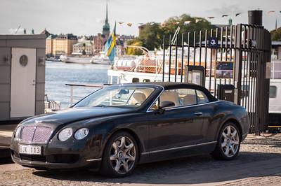 Bentley-at-Strandvagen-Harbour-Ostermalmstorg-Stockholm-Sweden-6