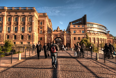 The-Archway-in-Gamla-Stan-Stockholm-Sweden-HDR-2