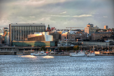 Stockholm-at-Sunset-from-Monteliusvägen-Sweden-HDR-2