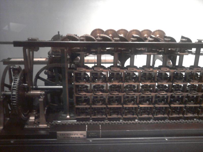 mechanical computers