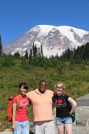 Mount Rainier - 9.14.13