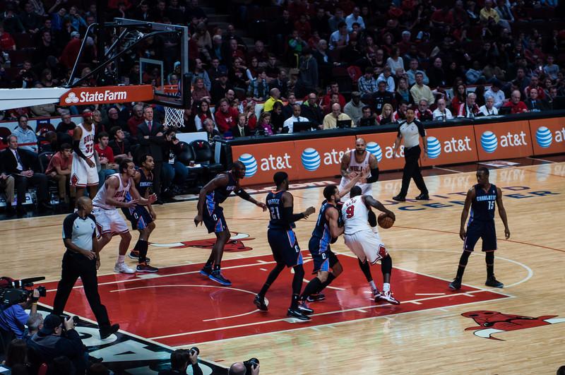 NBA-Chicago-Bulls-vs-Charlotte-Bobcats-31st-December-2012-United-Center-Chicago-IL-47