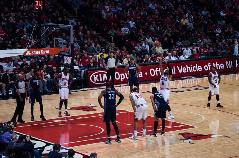 NBA-Chicago-Bulls-vs-Charlotte-Bobcats-31st-December-2012-United-Center-Chicago-IL-50