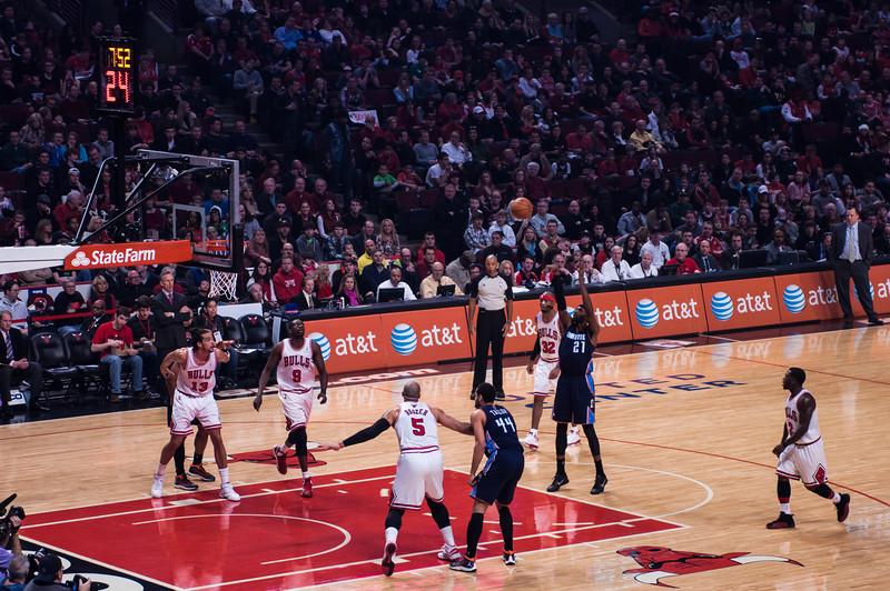 NBA-Chicago-Bulls-vs-Charlotte-Bobcats-31st-December-2012-United-Center-Chicago-IL-17