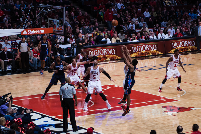 NBA-Chicago-Bulls-vs-Charlotte-Bobcats-31st-December-2012-United-Center-Chicago-IL-37