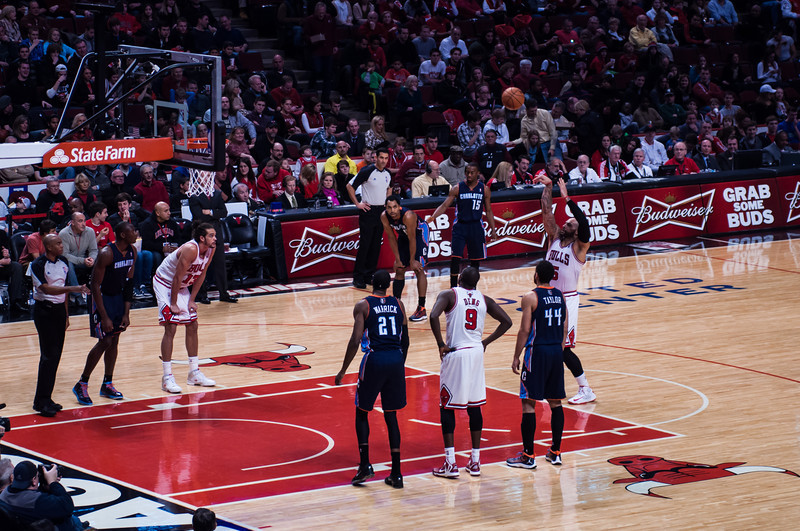 NBA-Chicago-Bulls-vs-Charlotte-Bobcats-31st-December-2012-United-Center-Chicago-IL-43