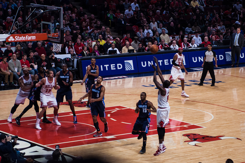 NBA-Chicago-Bulls-vs-Charlotte-Bobcats-31st-December-2012-United-Center-Chicago-IL-48