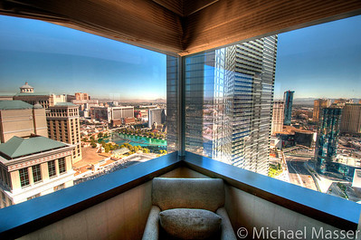 View-from-The-Vdara-Las-Vegas-HDR