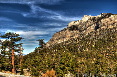 Mount-Charleston-Nevada-HDR-1