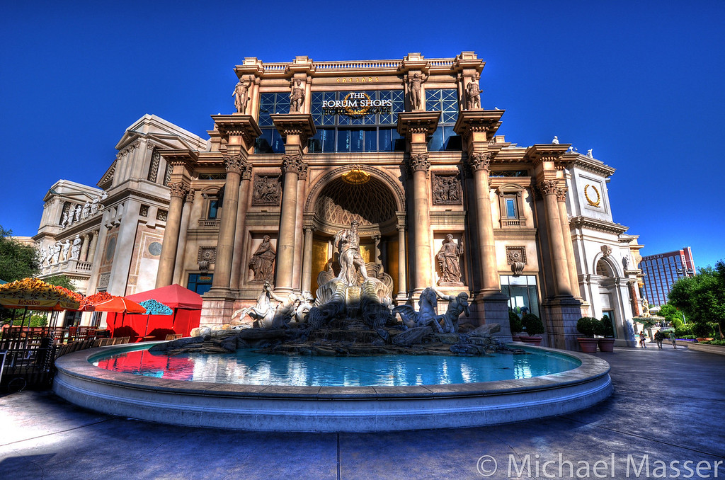 Forum-Shops-Las-Vegas-HDR