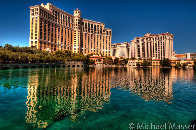 Bellagio-Refelections-Las-Vegas-HDR