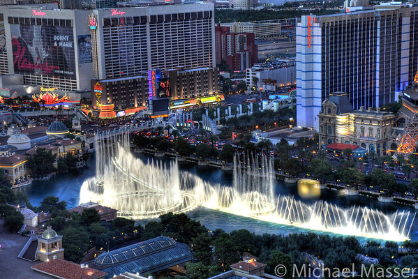 Bellagio-Fountains-From-Vdara-Hotel-Room-Las-Vegas-HDR