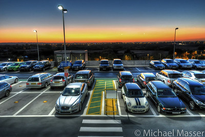 Heathrow-Airport-Sunset-Las-Vegas-HDR-1