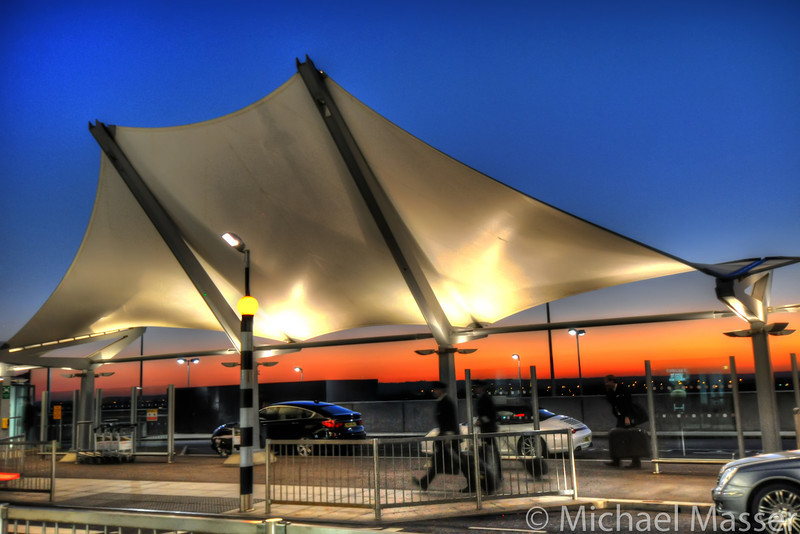 Heathrow-Airport-Sunset-Las-Vegas-HDR-2