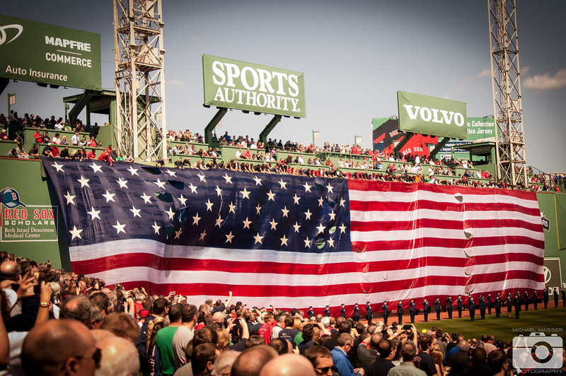 Star-Spangled-Banner-Boston-Red-Sox-Home-Opener-2012-At-Fenway-Park-vs-Tampa-Bay-Rays-14