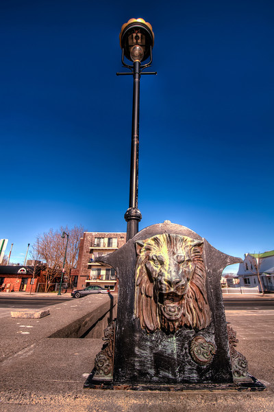Lion-Head-at-Revere-Beach-Massachusetts-HDR