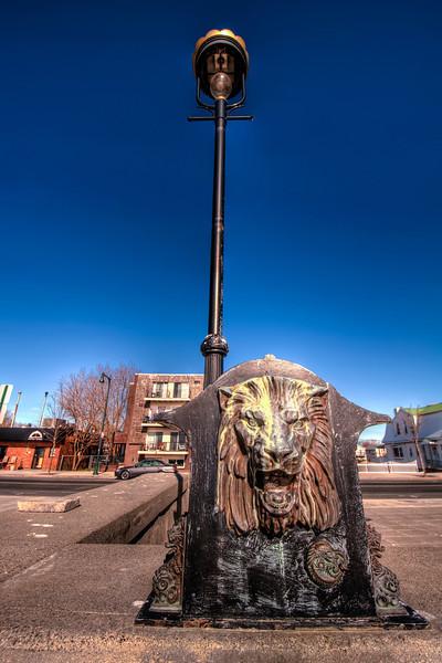 Lion-Head-at-Revere-Beach-Massachusetts-HDR