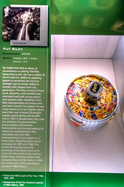 Pat-Riley-Naismith-Memorial-Basketball-Hall-of-Fame-Springfield-Massachusetts-HDR-8
