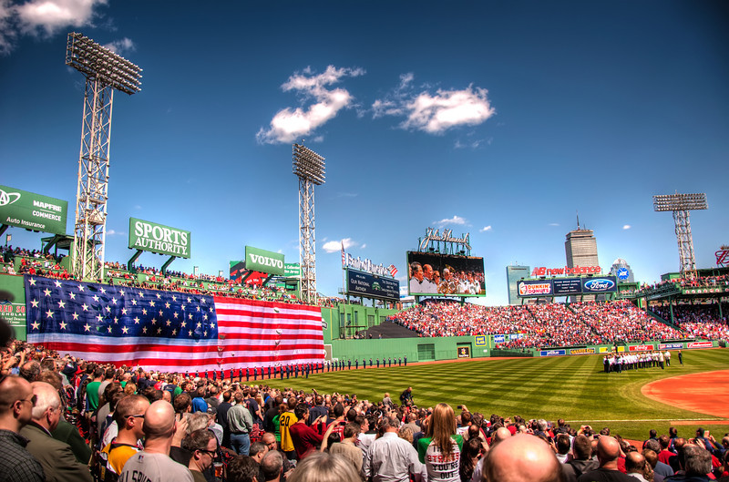 Green-Monster-Boston-Red-Sox-Home-Opener-at-Fenway-2012-HDR-5