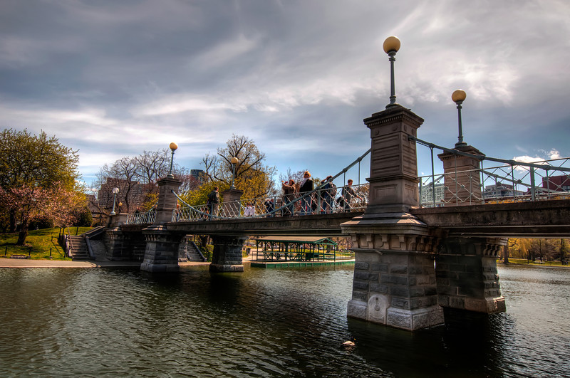 The-Lagoon-Bridge-The-Public-Garden-Boston-Massachusetts-HDR-16