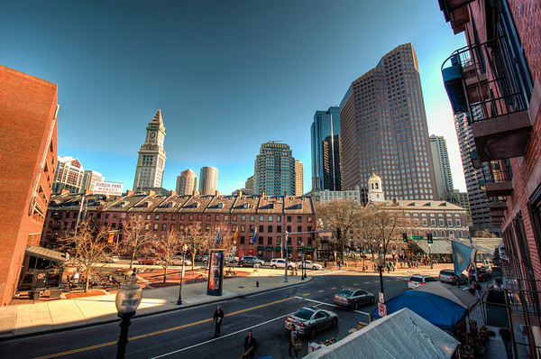 North-End-Boston-Massachusetts-HDR