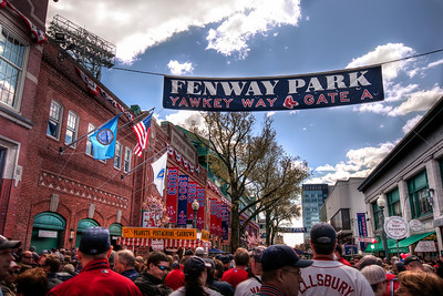 Yawkey-Way-Boston-Red-Sox-Home-Opener-at-Fenway-2012-HDR-2