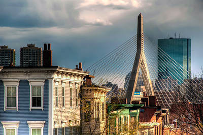 Leonard-P-Zakim-Bunker-Hill-Memorial-Bridge-From-Bunker-Hill-Boston-Massachusetts-HDR-46
