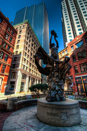 The-Hungarian-Revolution-Memorial-in-Liberty-Square-Boston-Massachusetts-HDR-8