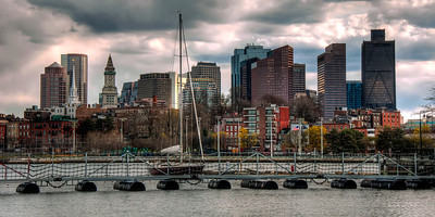 Boston-Skyline-from-Charlestown-Navy-Yard-Boston-Massachusetts-HDR-42