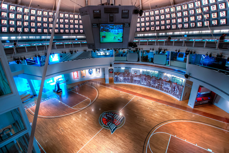 Basketball-Court-Naismith-Memorial-Basketball-Hall-of-Fame-Springfield-Massachusetts-HDR-2
